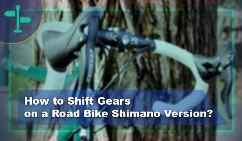 How to Shift Gears on a Road Bike Shimano