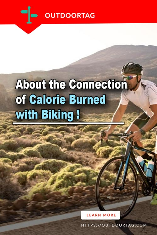 About the Connection of Calorie Burned with Biking