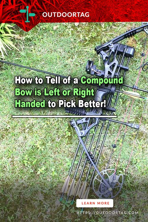 How to Tell of a Compound Bow is Left or Right Handed to Pick Better