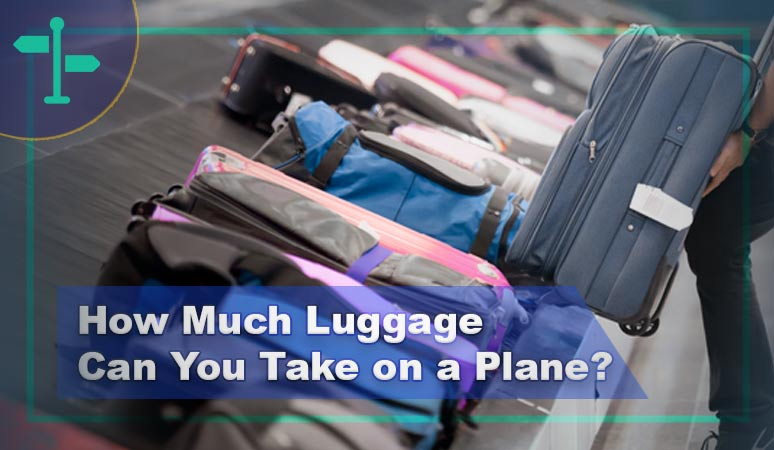 How Much Luggage Can You Take on a Plane