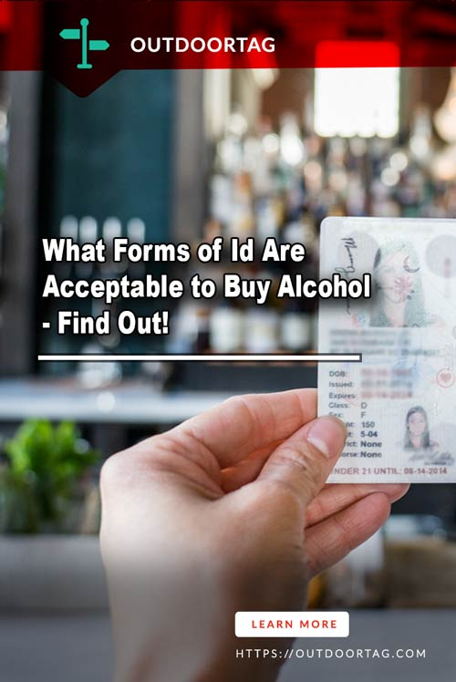 What Forms of Id Are Acceptable to Buy Alcohol – Find Out!