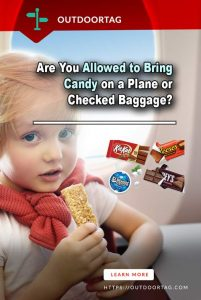 Are You Allowed to Bring Candy on a Plane or Checked Baggage