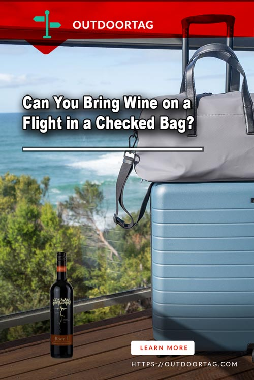 Can You Bring Wine on a Flight in a Checked Bag